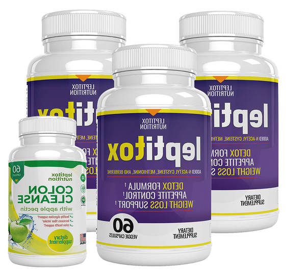 Leptitox Diet Supplement