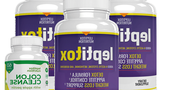 Leptitox Supplement Review - Don't Buy Until You