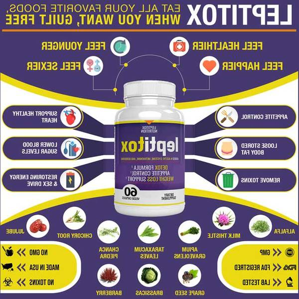 Leptitox : Leptitox Review: Does This Pills Help To Lose Weight Without [Limited]