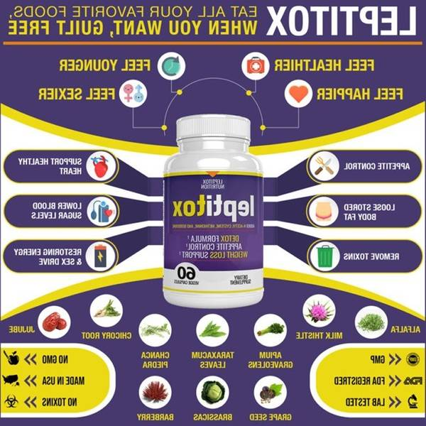🥇 Leptitox : Leptitox Reviews| Weight Loss | [Nutrition] Ingredients [Limited]