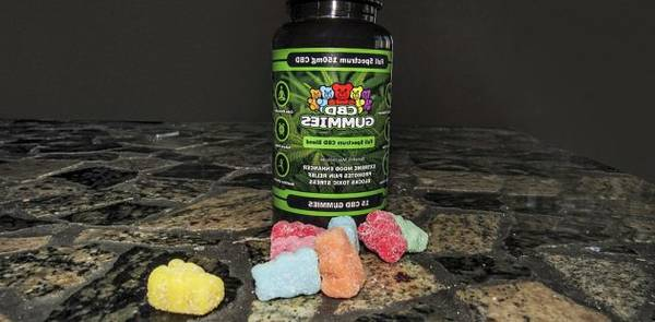 ✓ CBD Gummies : Cbd gummy bears review [Updated June 2020]