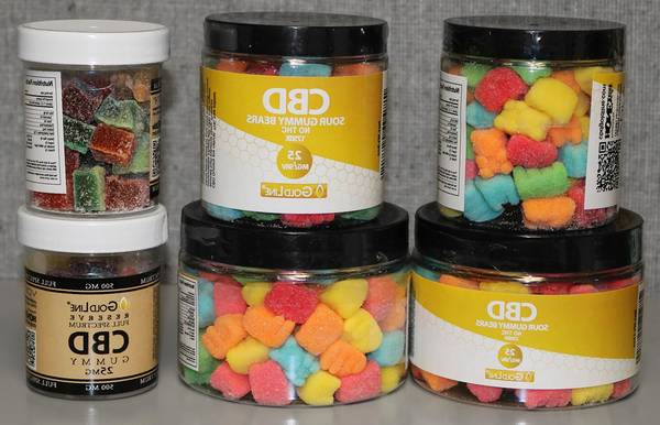🥇 CBD Gummies : Best cbd gummies for anxiety [Updated June 2020]