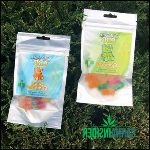 ••▷ CBD Gummies : Cbd infused gummies [NEW]