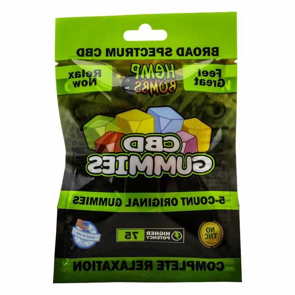 ▷ CBD Gummies : Cbd infused gummies [Updated June 2020]