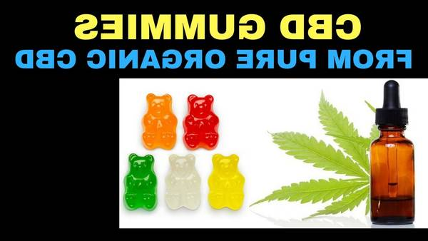 ••▷ CBD Gummies : Cbd gummy bears review [Updated May 2020]