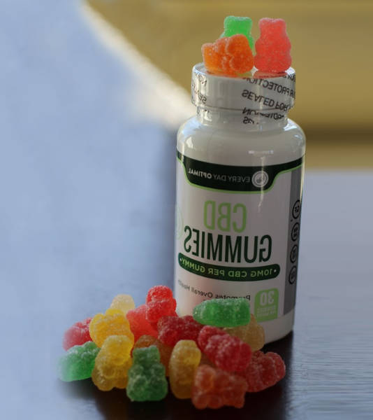 🥇 CBD Gummies : Cbd gummies review [Updated June 2020]