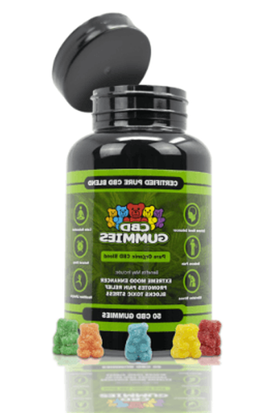 ✓ CBD Gummies : Captain cbd gummies [Updated May 2020]