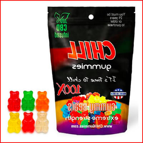 ll ▷ CBD Gummies : Best cbd gummies for anxiety [Updated 2020]