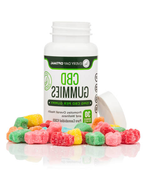 cbd gummy bears review