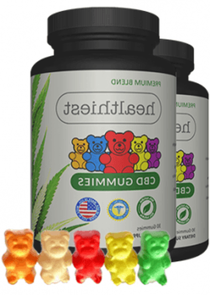 ▷ CBD Gummies : Cbd gummy bears review [Updated May 2020]