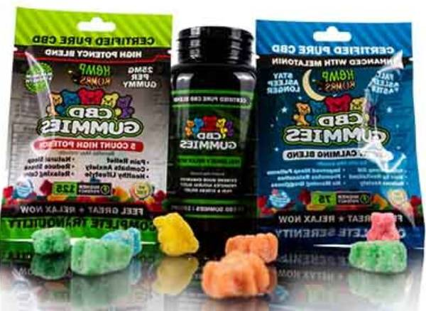 ll ▷ CBD Gummies : Cbd gummies for pain [Updated May 2020]