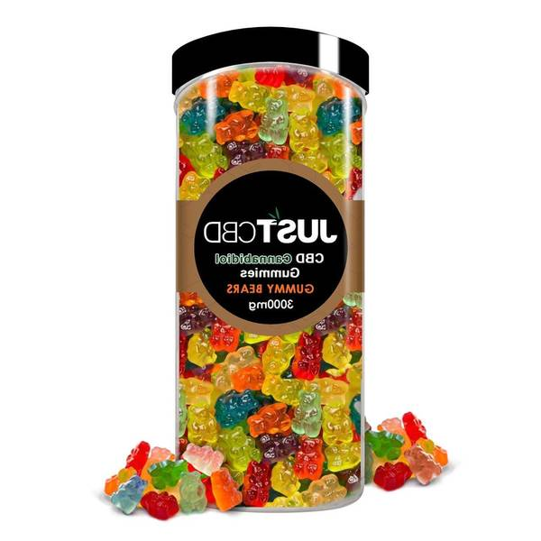 🥇 CBD Gummies : Cbd infused gummies [Updated 2020]