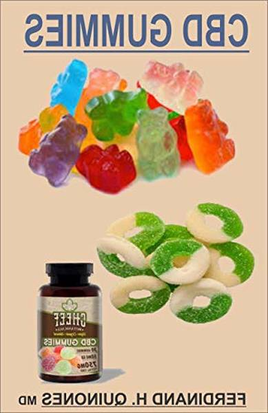 CBD Gummies : Cbd infused gummies [Limited]