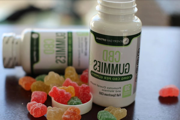cbd gummies dosage