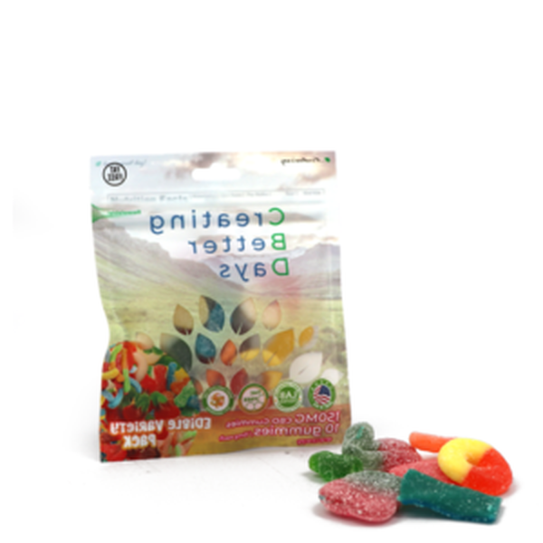 ••▷ CBD Gummies : Best cbd gummies for anxiety [Updated 2020]